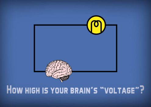 So.. How high is your brain's voltage? by Bombartz