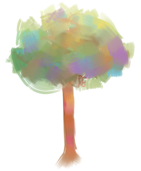 A tree...AGAIN by pastry-the-meme