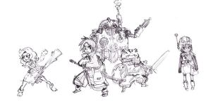 chrono trigger by rob-jr