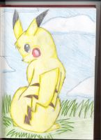 its a pikachu by cbrown1892