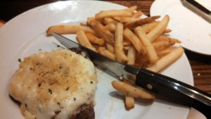 Parmesan Crusted Sirloin by BigMac1212
