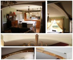 Kitchen Archway Project by Built4ever