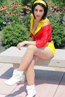 Faye Valentine at Otakon by shadowhearts