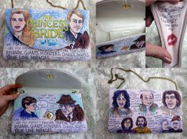 Doodle Bag The Princess Bride by whyamitheconvict