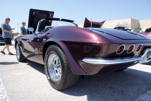 Black Cherry Vette by Valder137