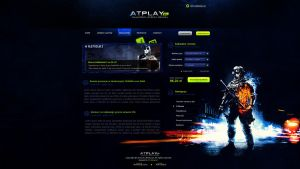 Server hosting page by rdn231