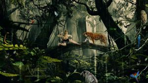 The Jungle Fever by annemaria48