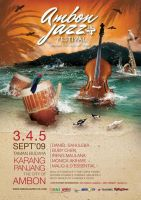 Ambon jazz plus festival by Dee-an