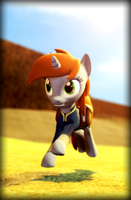 ~Littlepip~ by Commodor-Richter