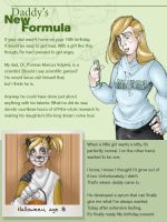 Catgirl transformation page 1 by Klausklauer