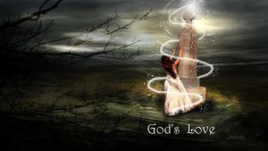 GOD'S  LOVE by HumbleLuv