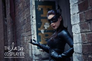 Catwoman-6 by TheLazyCosplayer