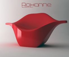 Roxanne by sandandbirch