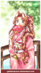 Aeris pretty in pink by chicharon