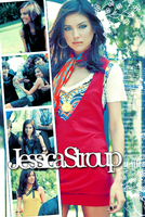 Jessica Stroup by alexihope