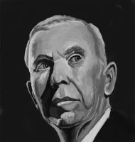 George Marshall by andrzejBG