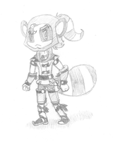 +RP+ Randl Ringtail sketch by Ringtail-Randl