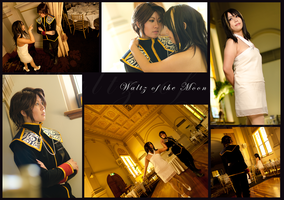 Final Fantasy VIII: Waltz of the Moon by christie-cosplay