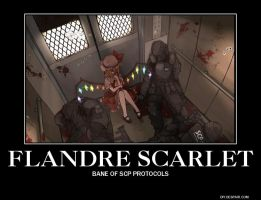 Flandre and the SCP by TheProtectorofTime