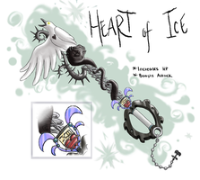 Heart of Ice by rikusumi