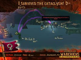Eios Survived the Cataclysm by zinjune