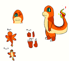 Charmander adopt closed! by AwesomePaw