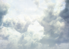 12-07-09 Clouds study by dwsel