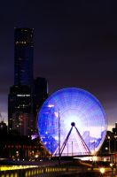 Melbourne by halijan