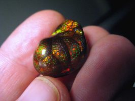 Best of the Best Fire Agate by jessa1155