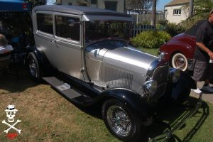 1929 Ford tudor model A v8 by CZProductions
