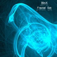 Fractal Brushes Version 2 by BL1nX
