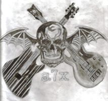 A7X by bleedingice