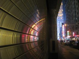 new york time square 3 by VIRGILE3MBRUNOZZI