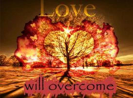 love will over  come by tyronmcd