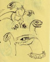 Mystra and Rover_sketches23 by Mystra-Inc