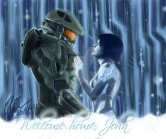 Welcome home, John by Lillgoban