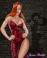 JESSICA RABBIT by 3ONIC