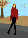 Day 5: Fall Attire by kyle-culver