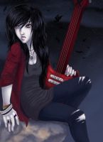 Marceline by FeatherFactory