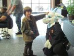 Metrocon 2014-Lil Hiccup and Skye 3 by HopeDiamond101