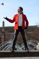 Red Coat stock 29 by Random-Acts-Stock