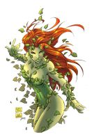 Poison Ivy Colors by HueVille