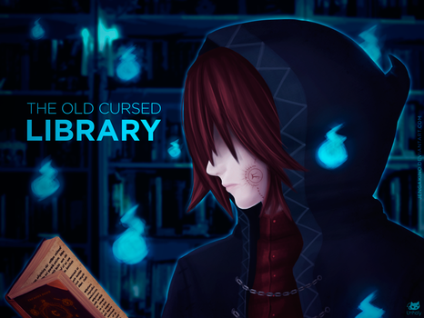 The Old Cursed Library by JengaKino