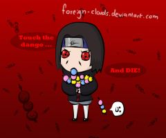 Don't touch the dango by foreign-clouds