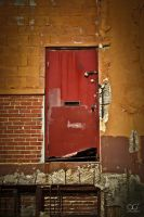 Red Door by aaronstanley