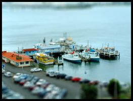 TILT SHIFTING 18 by eRiQ
