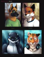 Iron Artist BATCH 8 by Siplick