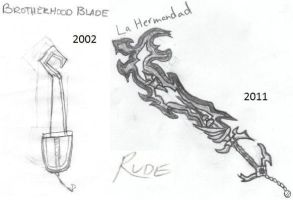 Original Keyblades VIII by pinoymb3