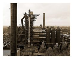 Steelworkers Ambience 01 by HorstSchmier