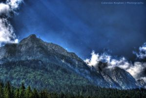 Bucegi Mountains HDR by HDRenesys